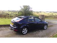 Ford, FOCUS, Hatchback, 2009, Manual, 1753 (cc), 5 doors