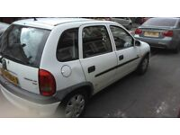 Vauxhall Corsa b 1.2L - Reliable -power stearing electric windows
