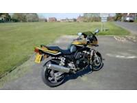 Yamaha FZS600 for sale , in Gold , good condition