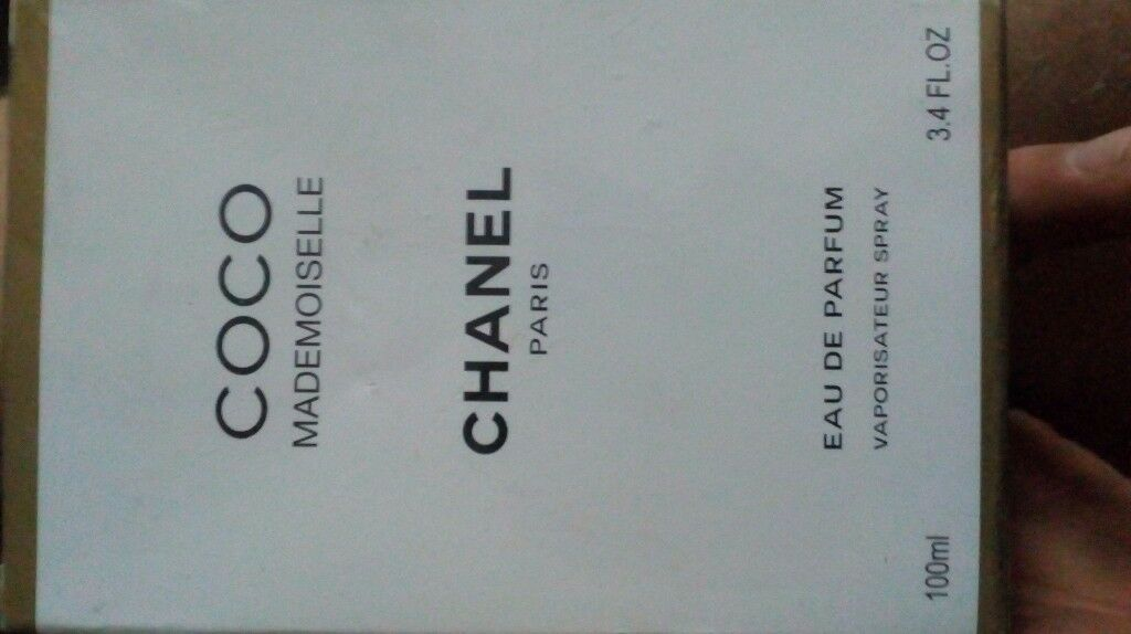 Coco mademoiselle chanel!!!!!! 50 pound new one genuine