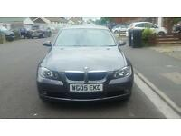HI AM SELLING MY BMW 3 SERIES 320D.2005REG.2L DIESEL.AUTO. MOT JULY 2017 1YR. SERVICE HISTORY..