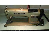 Wilcoxx & Gibbs Industrial Sewing Machine