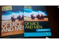 Of Mice and Men revision books