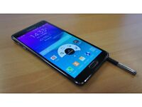 Samsung Galaxy Note 4 immaculate on EE