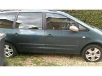 For sale two ford galaxy mk2 spares