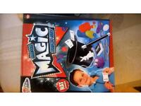 Magic set ideal for Xmas £5