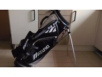 Mizuno Golf Bag with Spring Stand