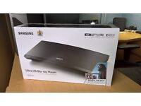 Brand New Samsung UBD-K8500 4K UHD Blu-Ray Player