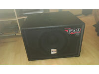Alto Truesonic TSSUB12 Active Subwoofer (Great condition) (Collection only)