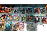 Marvel classic figurine collection
