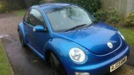 VW beetle diesel