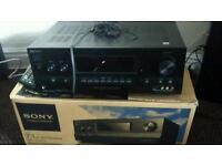 Sony 7.1 amplifier str-dh810 home cinema HDMI amp