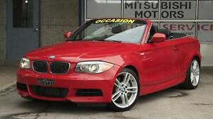 2012 BMW 1 Series 135i MPkg Decap