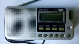 Sony ICF-33RDS