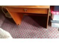 Vintage G-Plan desk