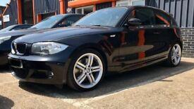 MINT!! BMW 123D TWIN TURBO E81 M SPORT!!!