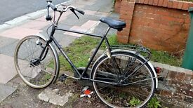 Gents large Dutch bike