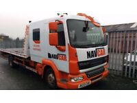 Car and Van Breakdown Recovery, Jump Starts, Flat Tyres - 24hrs - Any Vehicle > 3.5tn