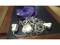 Spare power adapters (x2), remote charging station & bag for BT Digital Baby Monitor 200