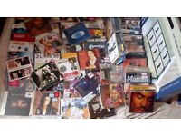 OVER 140 CD SINGLES JOBLOT