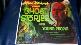 ALFRED HITCHCOCK GHOST STORIES