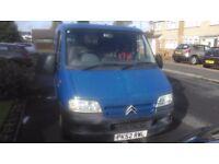 Citroen Relay 2.0HDI Good Runner £650 ONO or swap for smaller van