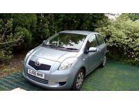 Toyota Yaris 1.3 Petrol 3 door - 11 MONTHS MOT