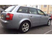 2004 04 Audi A4 Avant 1.9TDi Sport diesel estate Low Miles FSH LONG MOT 12 MONTHS