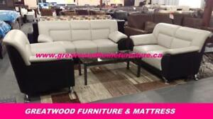 BRAND NEW 3 PIECE SOFA SET FOR $999 ONLY..