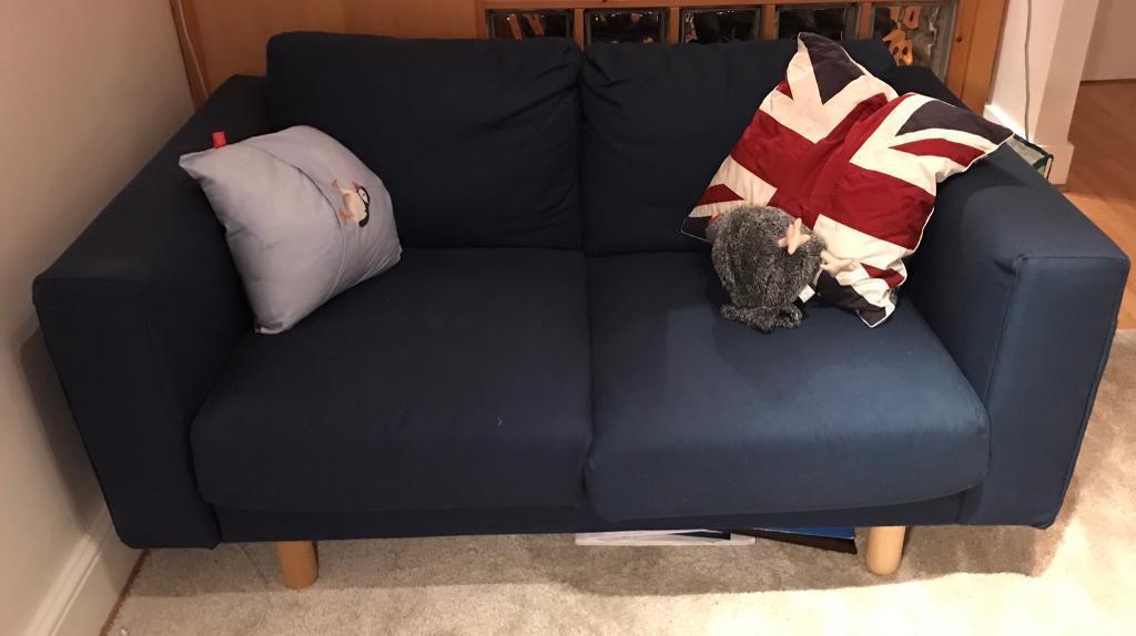 Ikea Norsborg 2 seater sofa - perfect condition