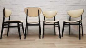 Four G plan Butterfly Dining Chairs (DELIVERY AVAILABLE)