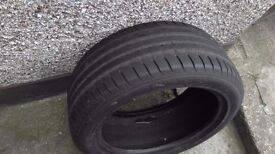 Good Year Summer Tires Used X 4