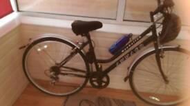 Manhattan ammago ladies bike