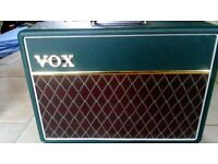Vox AC10 British Racing Green. UPGRADED