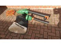Black & Decker Mastervac GW250 Leaf Vac and Blower