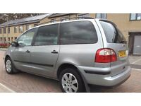 Ford Galaxy 2004 1.9tdi zetec 130ps 7 seater LONG MOT /09/2017-CAM BELT 125K