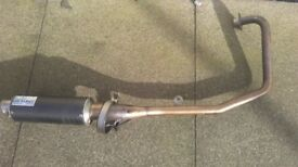 Leo Vince full system aftermarket exhaust 3 months old