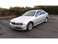 Bmw 5 Series 530 Tdi Automatic Superb Brilliant Drives Full Leather Full Service History Long Mot