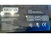 12 volt 7.0 AH rechargeable battery