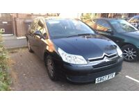 Citroen C4 : 2007 low milage : Black