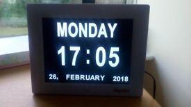 'Dayclox' Large Display Digital Clock