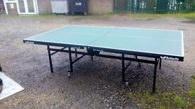 Butterfly Space Saver 25 Table Tennis Table in very good condition.