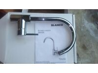 Blanco Chrome mono block mixer tap