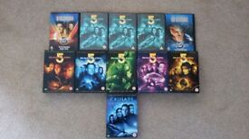 Babylon 5 DVD Collection