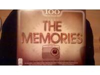 The memories music cd excellent condition £5 can post if needed