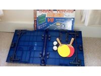 """Table-top"" table tennis for sale £12"