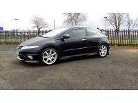 Honda Civic I-vtec Type-r Gt; +1 Year MOT, Warranty, Finance, Full History.