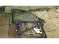 Left/ right side windows for Audi A6 2004 , 1.9 tdi