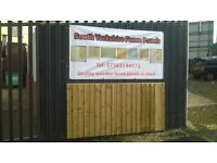 FENCE PANELS MANY DIFFERENT STYLES AVAILABLE