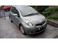 Toyota Yaris 1.3 vvti T Spirit accident damaged salvage repairable spares repair